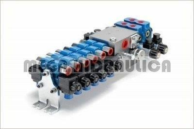 Comando hidraulico eletrico