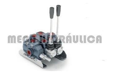Comando hidraulico para trator