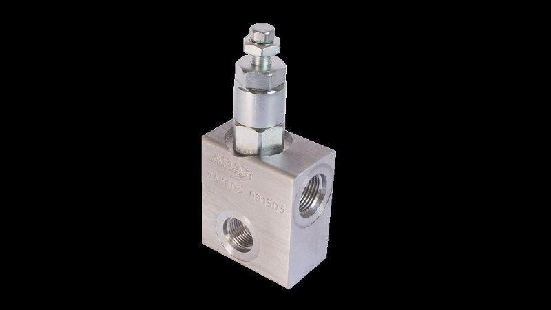 Valvula de pressão hidraulica