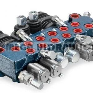Comando hidraulico monobloco