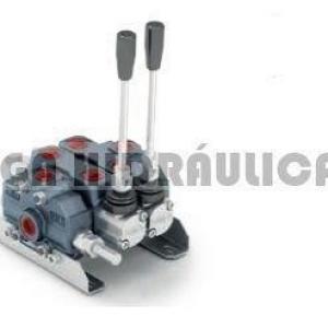 Comando hidraulico e pneumatico
