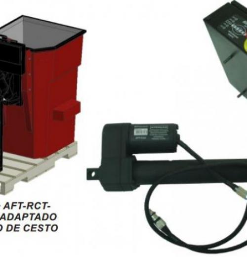 Controle de Inclinação Automático de Cesto Aéreo AFT-CSA