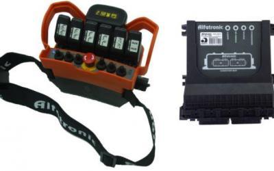 Controle Remoto AFT-RCT-TRM6