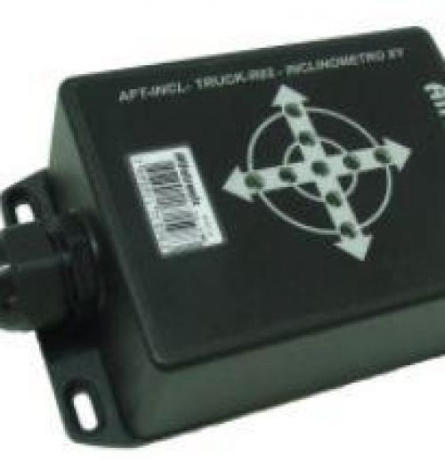 Inclinômetro para Truck XY AFT-INCL-TRUCK-R02